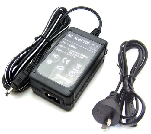 DCR-TRV38 AC Adapter Power Supply for Sony DCR-TRV30 DCR-TRV33 DCR-TRV39 MiniDV Handycam Camcorder